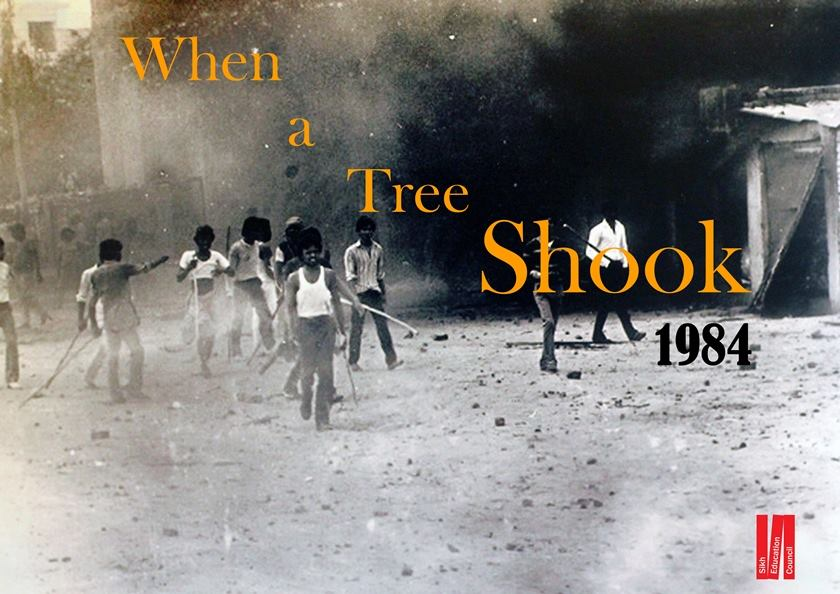 Sikh Genocide 1984 - When a tree shook Delhi