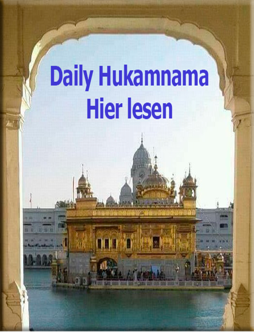 Read Hukamnama