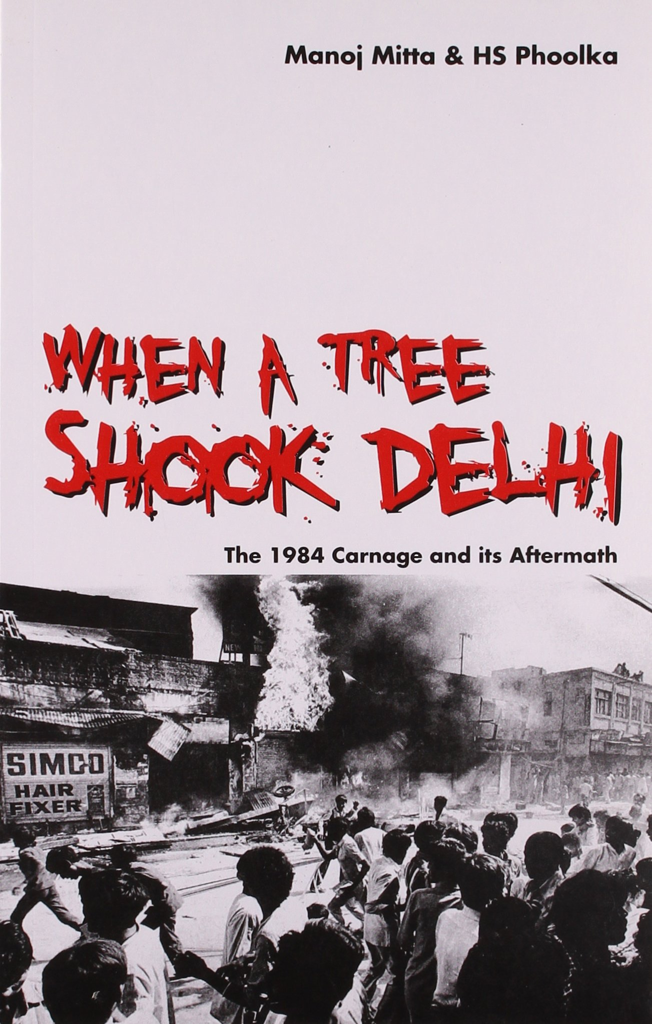 When a tree shook Delhi